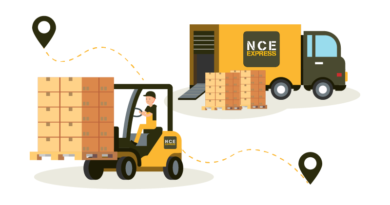 NCE- transport